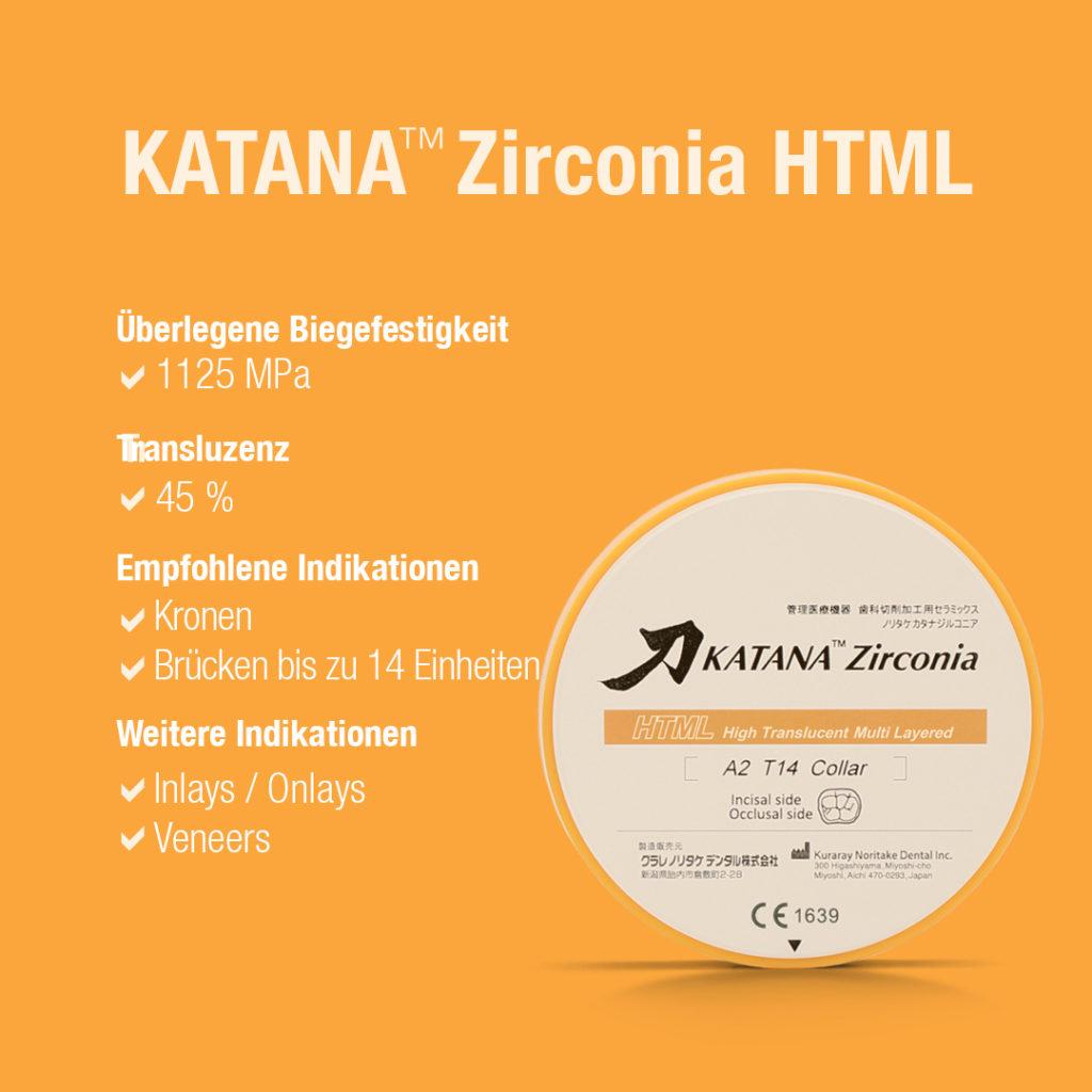 Katana Zirkon HTML