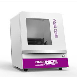Organical Desktop eco dry dentale Fräsmaschine