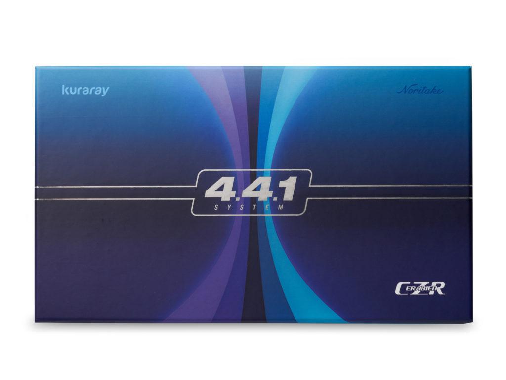 Kuraray Noritake CZR 441 System